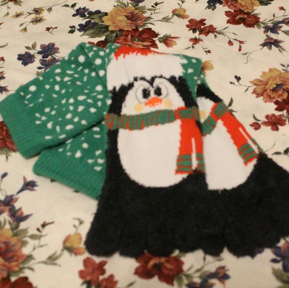 penguin toe socks(FREE in bundle)